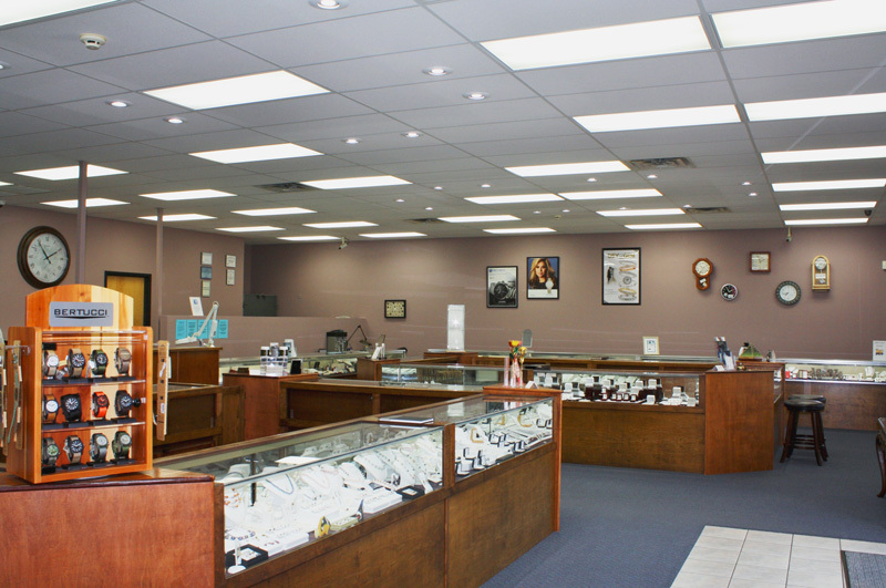 DEY GEM Jewelry Store Selection