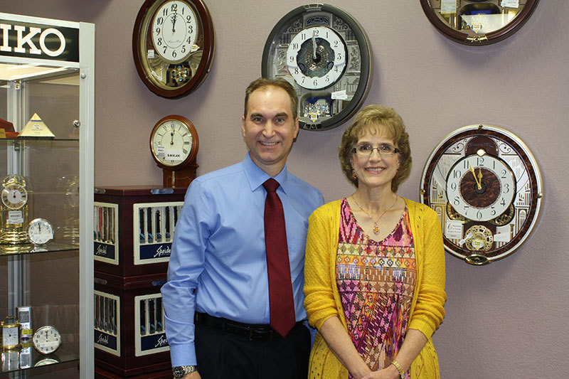 Owners Don & Rebecca Yarbrough - DEY GEM Jewelry